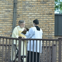 May 24, 2020 Mass in the Parking Lot photo album thumbnail 7